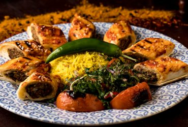 Beyti Kebab